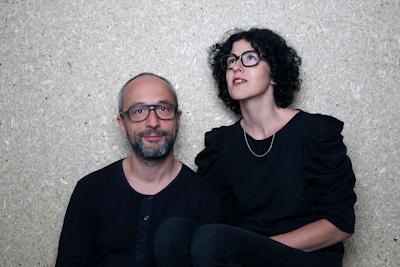 Portrait de Nicolas Lanno et de Claire Escalon