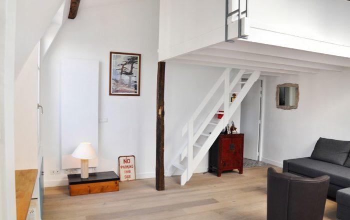 Rénovation parue dans maison à part