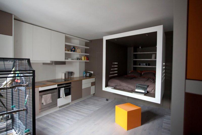 Studio Cube : une rénovation signée Cyril Rheims + HUGGY