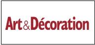 logo magazine Art et décoration