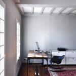 Création d'un bureau dans une chambre