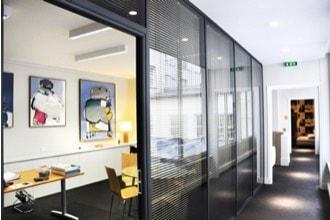 Rénovation de bureaux : travaux