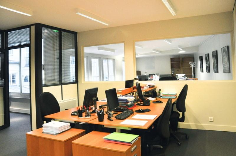 2nd espace de bureaux