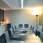 Création d'une salle de réunion - perspective