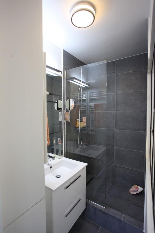 Rénovation de la salle de bain du studio