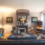 Travaux de rénovation dans un grand appartement parisien