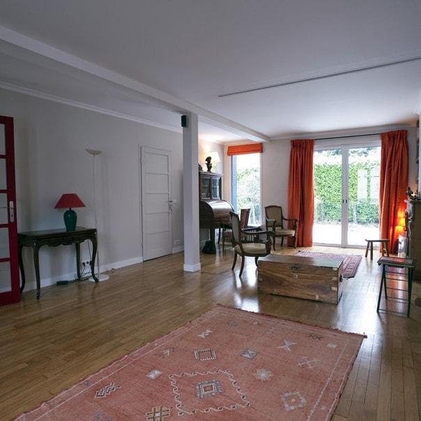 travaux de r novation d 39 une maison mitoyenne isabelle homann. Black Bedroom Furniture Sets. Home Design Ideas