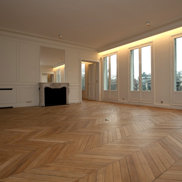 travaux de r novation pour un grand appartement de 180m2. Black Bedroom Furniture Sets. Home Design Ideas