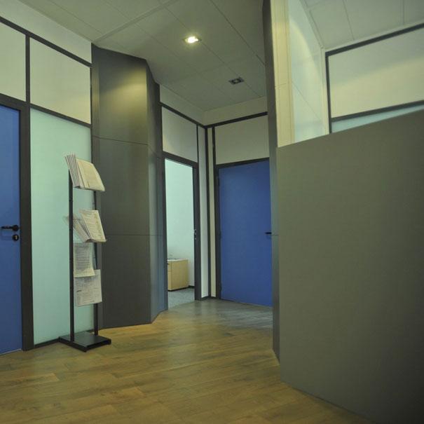 Travaux de rénovation de bureaux à Paris