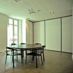 travaux pour aménager une salle de réunion