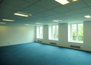 Aménagement de bureaux en open space