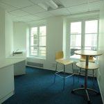 Création d'une salle de détente dans les bureaux
