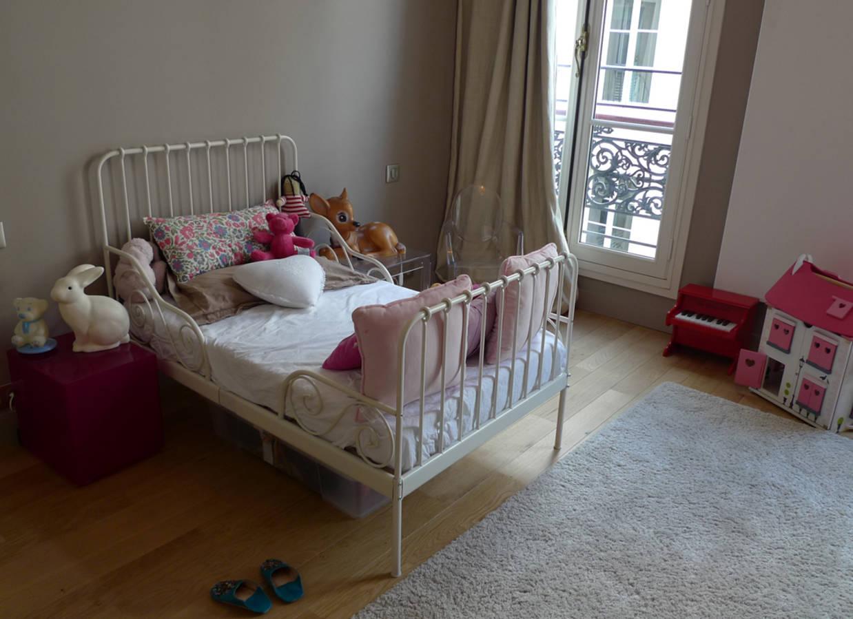Aménagement d'une chambre d'enfants