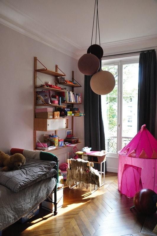 Travaux de rénovation d'un grand appartement haussmannien
