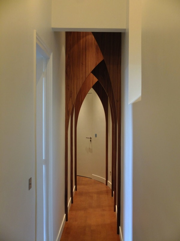 travaux de rénovation pour un appartement parisien