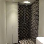 Travaux d'installation d'une douche