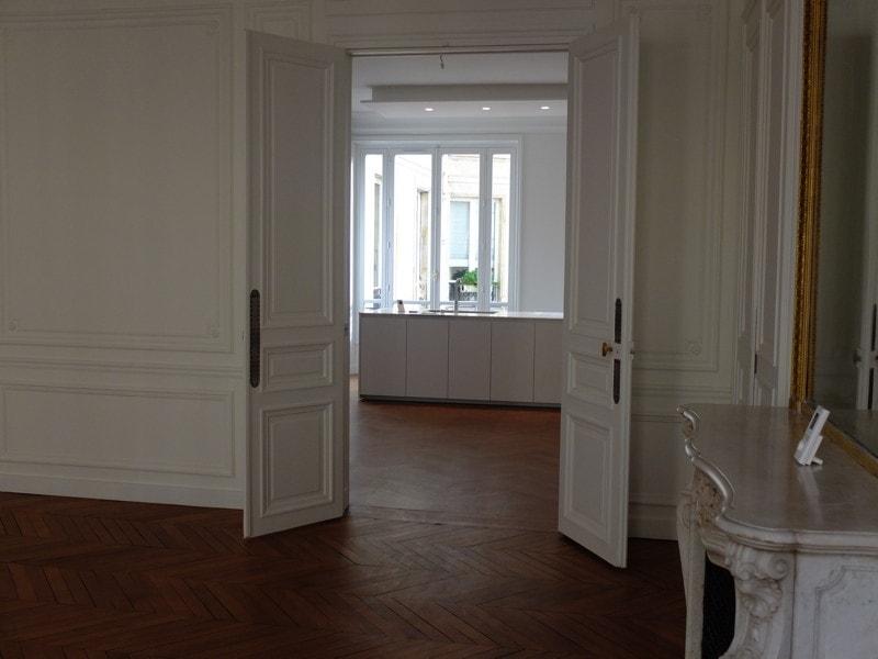 Travaux de rénovation d'un appartement parisie