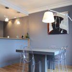 Création de nouveaux luminaires dans la cuisine et salle à manger