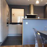 Création d'une ouverture dans la cuisine rénovée