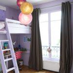 Optimisation de l'espace dans la chambre d'enfant