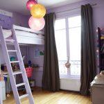 Installation d'une mezzanine dans la chambre d'enfant