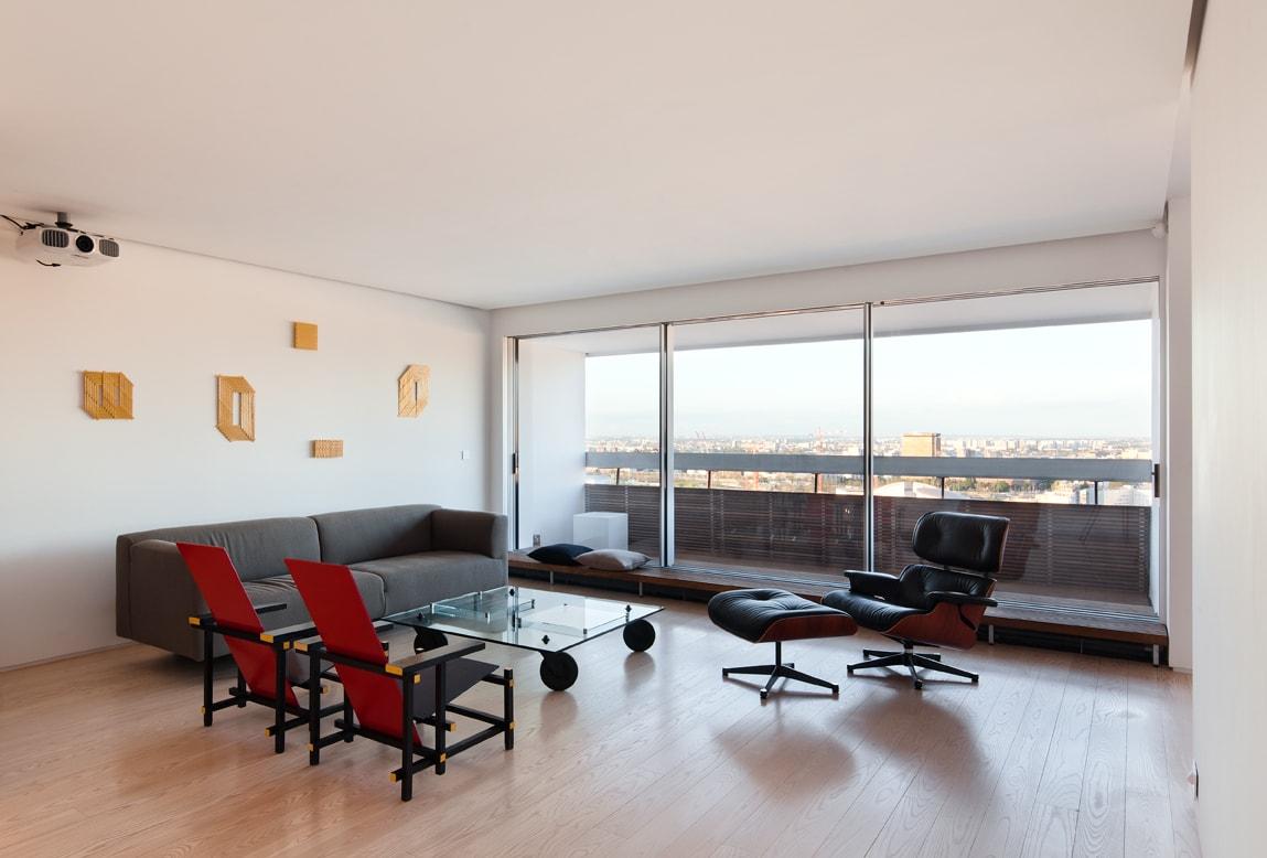 renovation appartement domotique