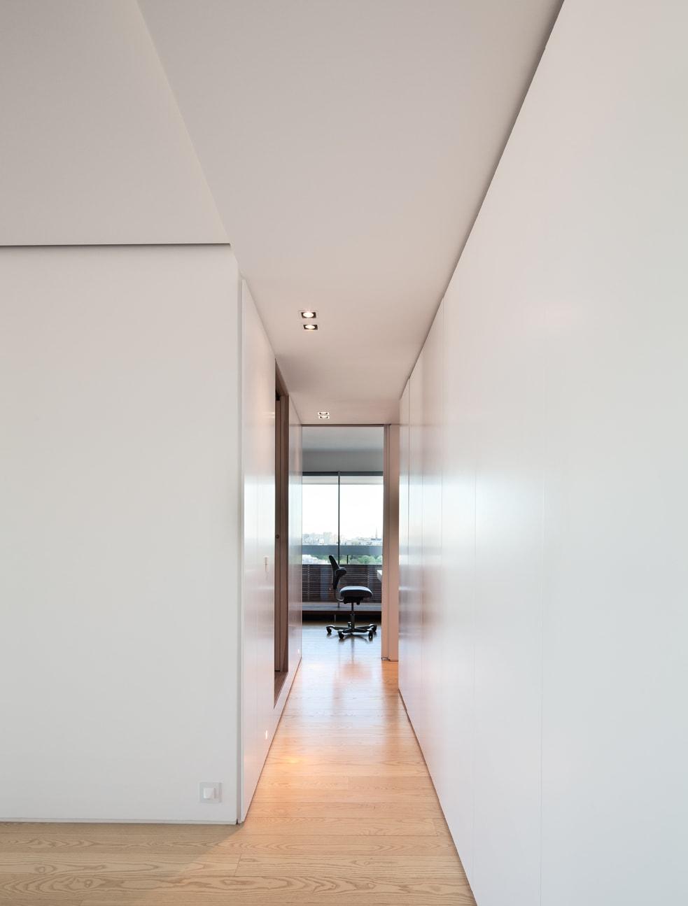 Ré-aménagement du couloir