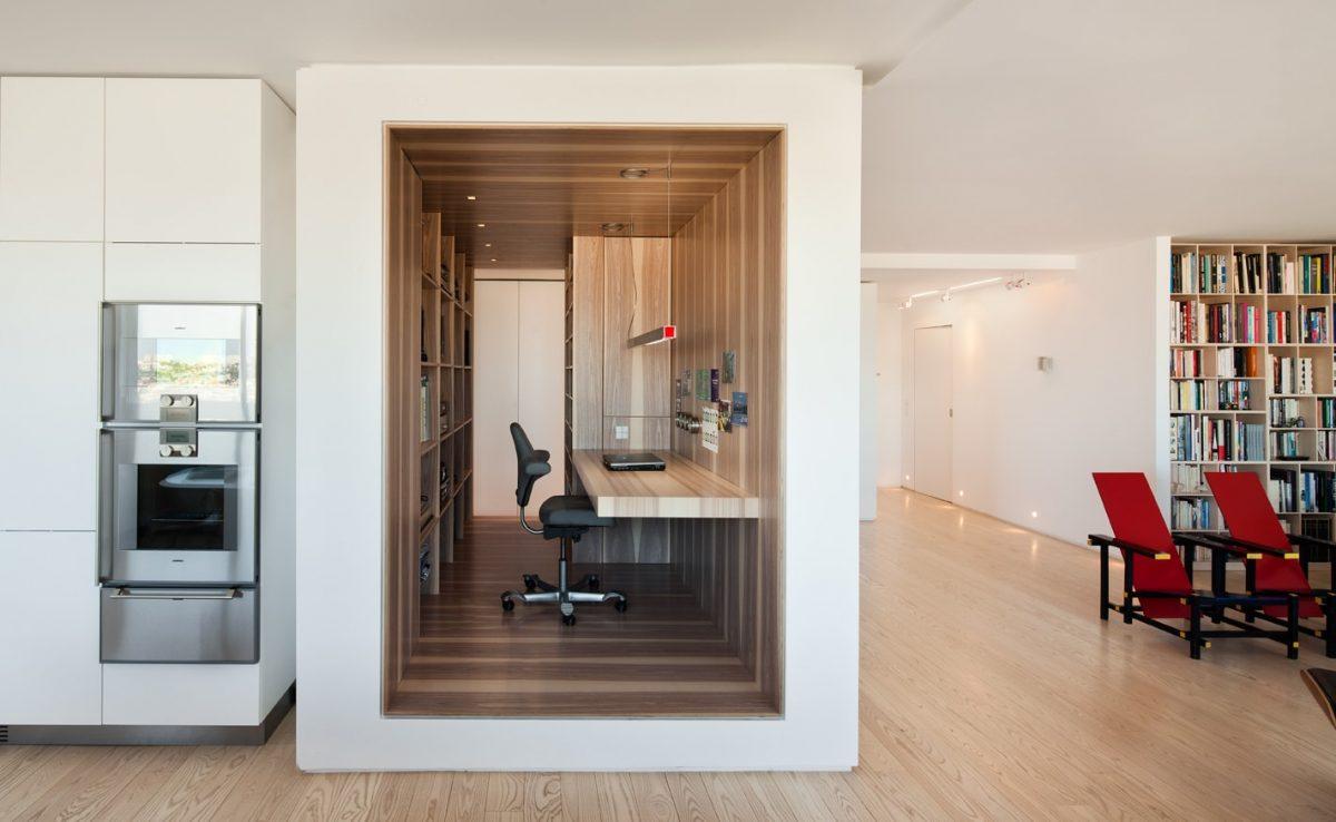Création d'un bureau box