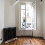 Travaux de rénovation d'un studio parisien