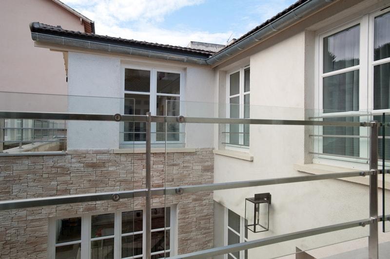 Travaux de rénovation d'une maison en région parisienne