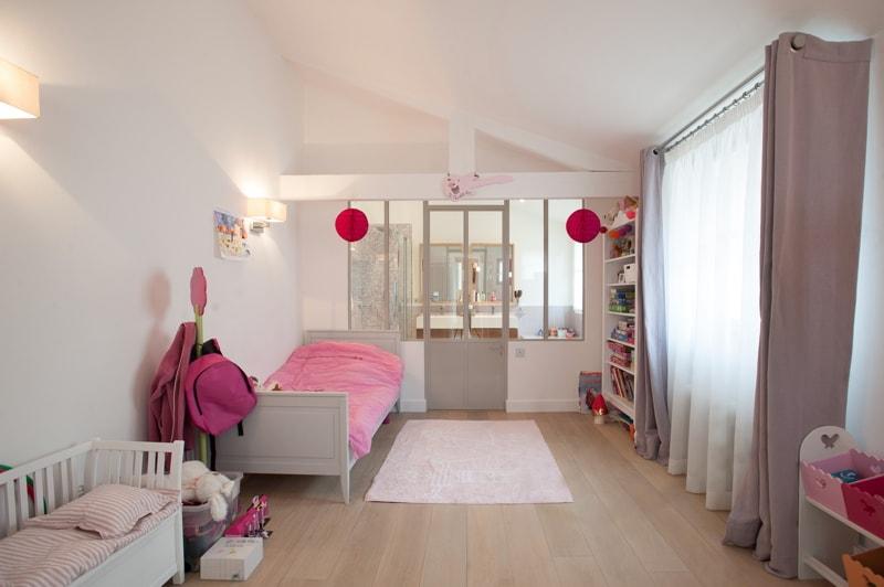 Rénovation d'une maison en banlieue parisienne