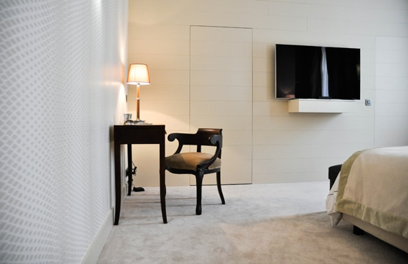 Rénovation complète d'un appartement de 4 chambres