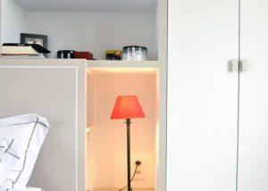 Travaux de rénovation d'un appartement duplex
