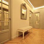 Travaux de rénovation d'un appartement haussmanien