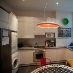 Travaux de rénovation d'une cuisine familiale