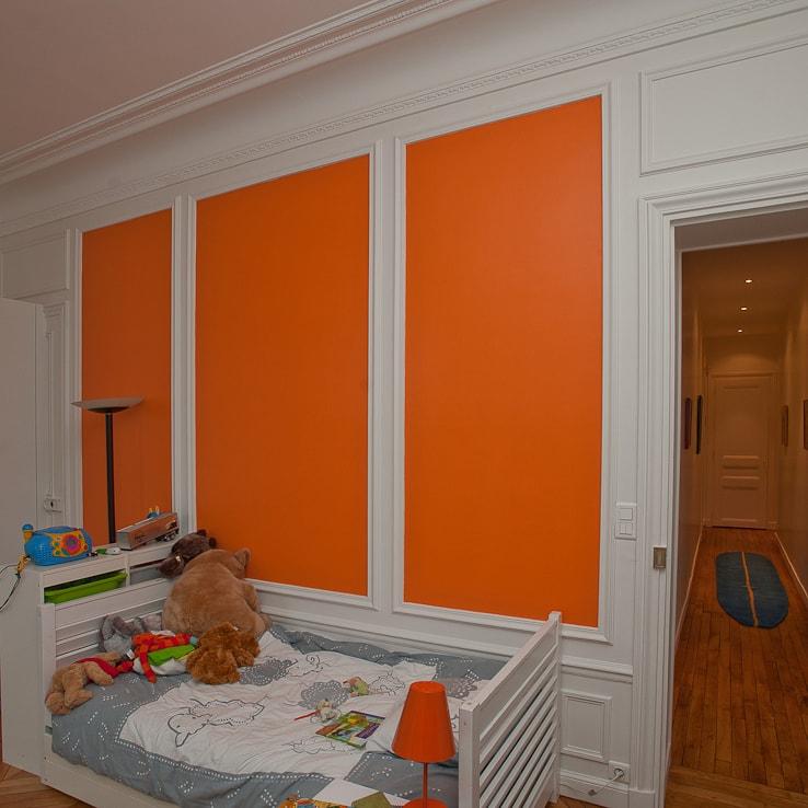 travaux de r novation d 39 un appartement familial. Black Bedroom Furniture Sets. Home Design Ideas