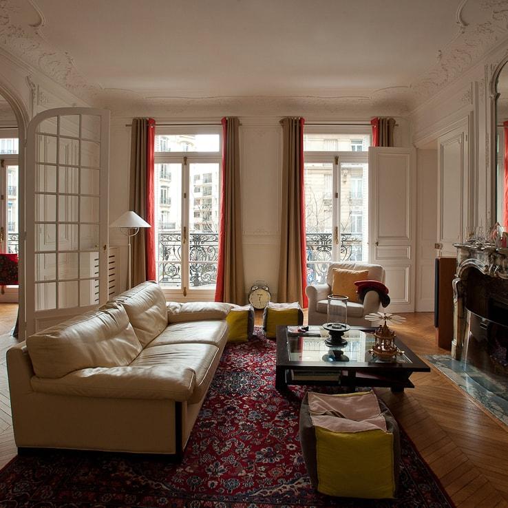 Travaux De R Novation D 39 Un Appartement Familial