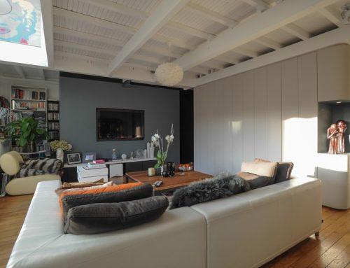 Entre loft et appartement