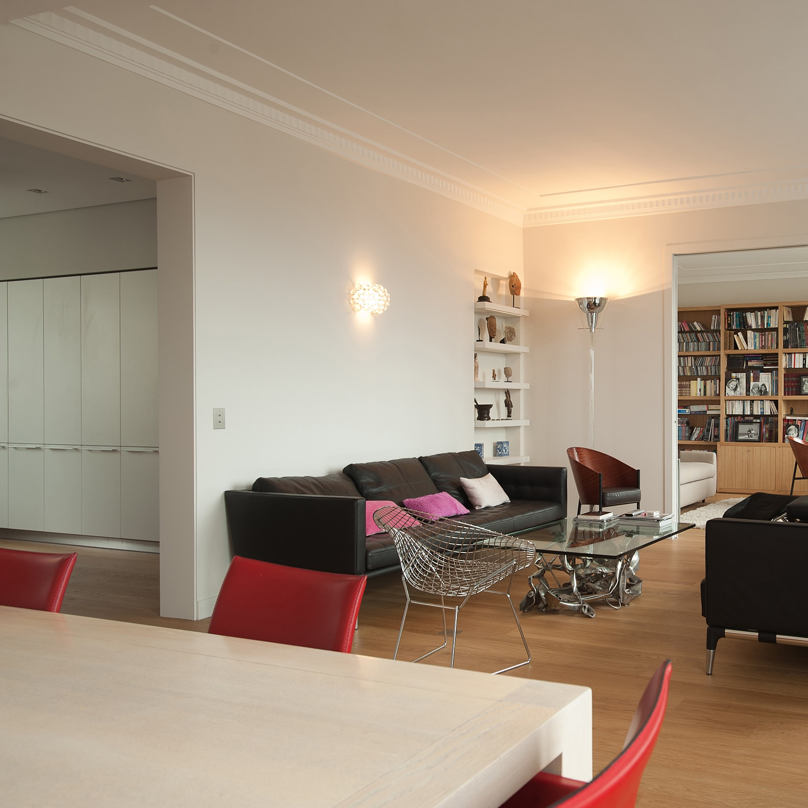 4 mois de travaux i feld architecture. Black Bedroom Furniture Sets. Home Design Ideas