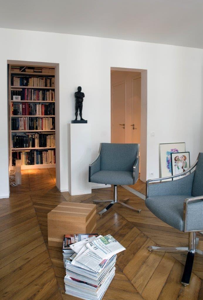 Travaux De R Novation D 39 Un Appartement De 80m2 Paris