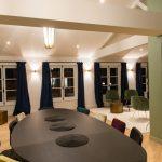 Rénovation d'une salle de réunion dans le Grand Musée du Parfum