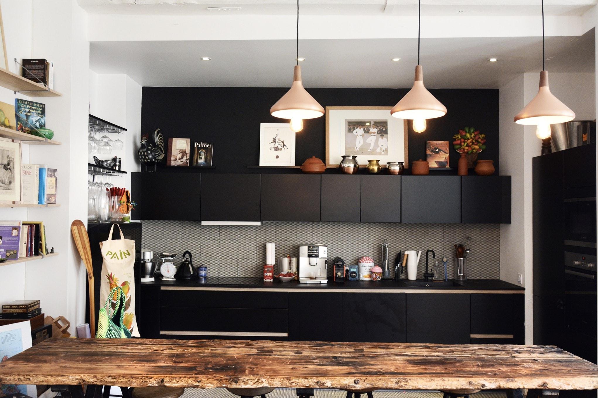 Cuisine cosy design