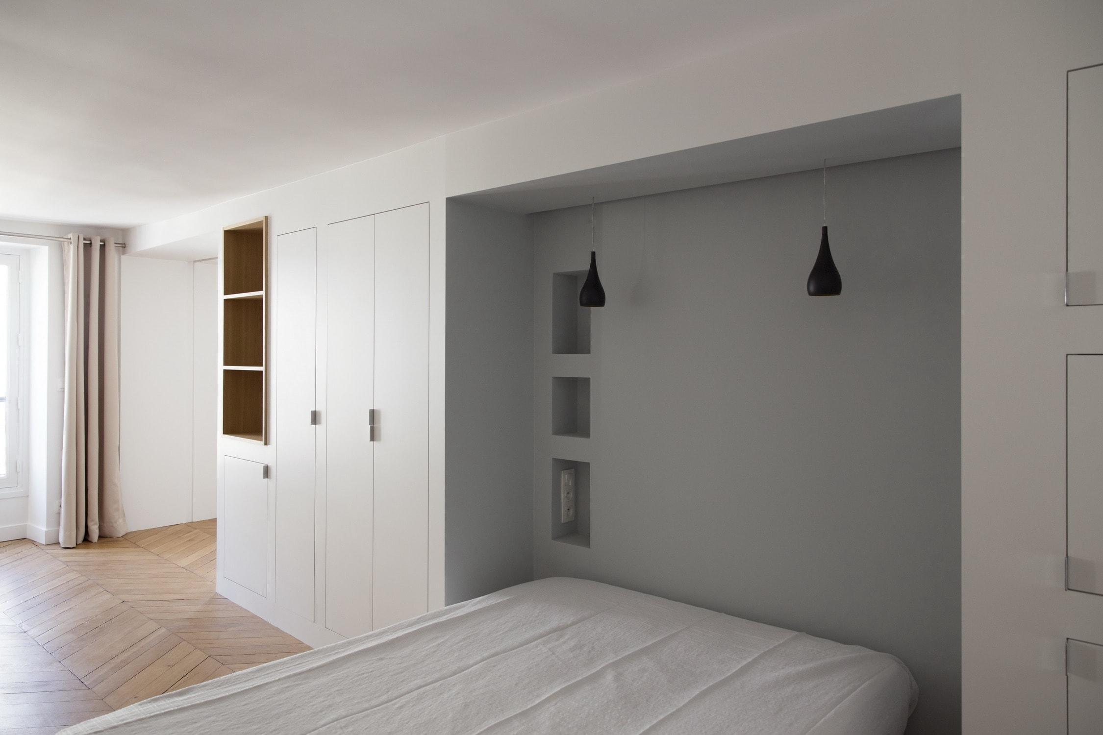 BKBS architectes ; suites parentale rénovée