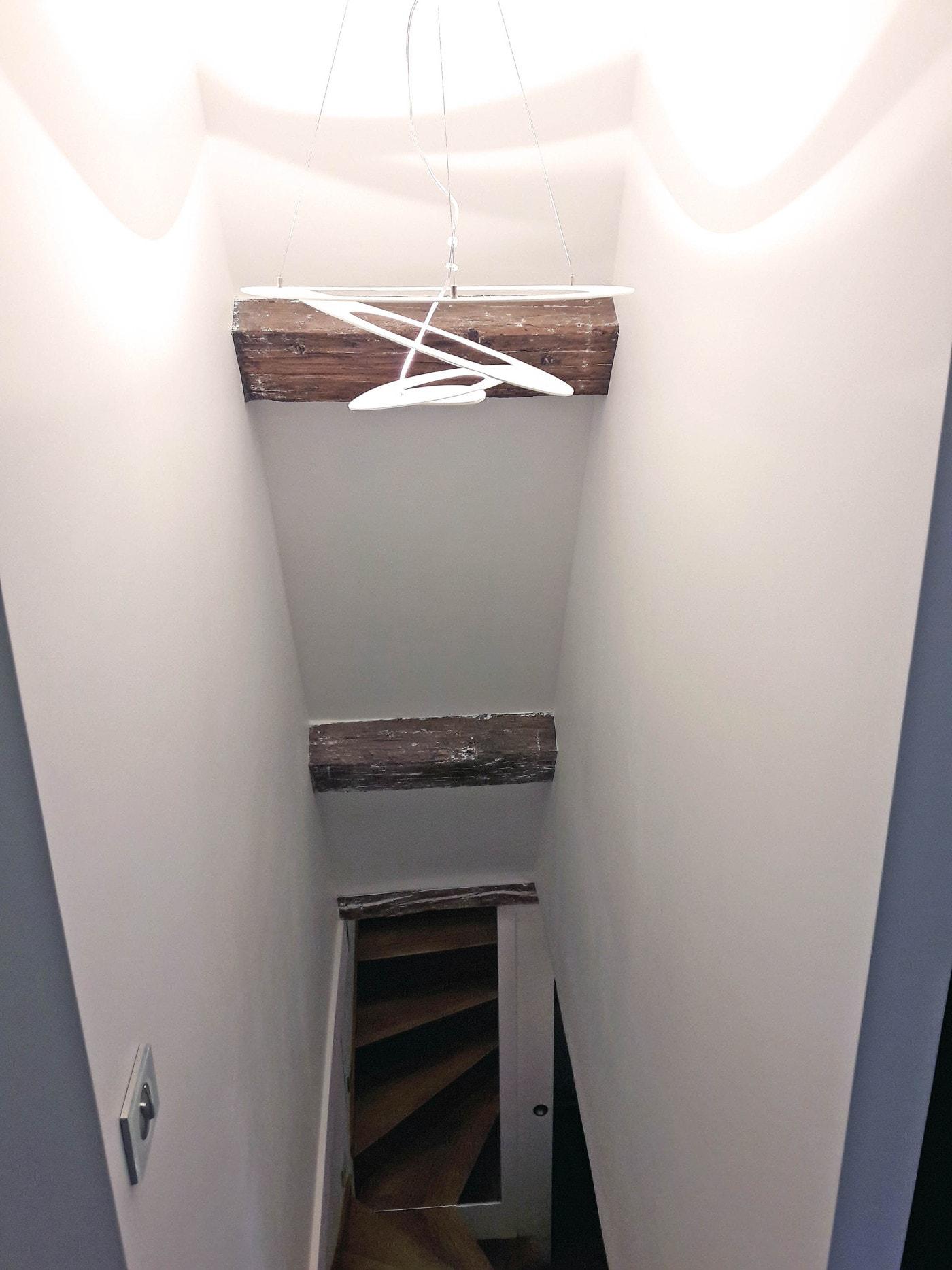 Travaux de rénovation et maitrise d'œuvre d'un appartement parisien sous les toits 4