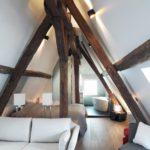 Travaux de rénovation et maitrise d'œuvre d'un appartement parisien sous les toits 9