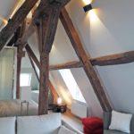 Travaux de rénovation et maitrise d'œuvre d'un appartement parisien sous les toits 10