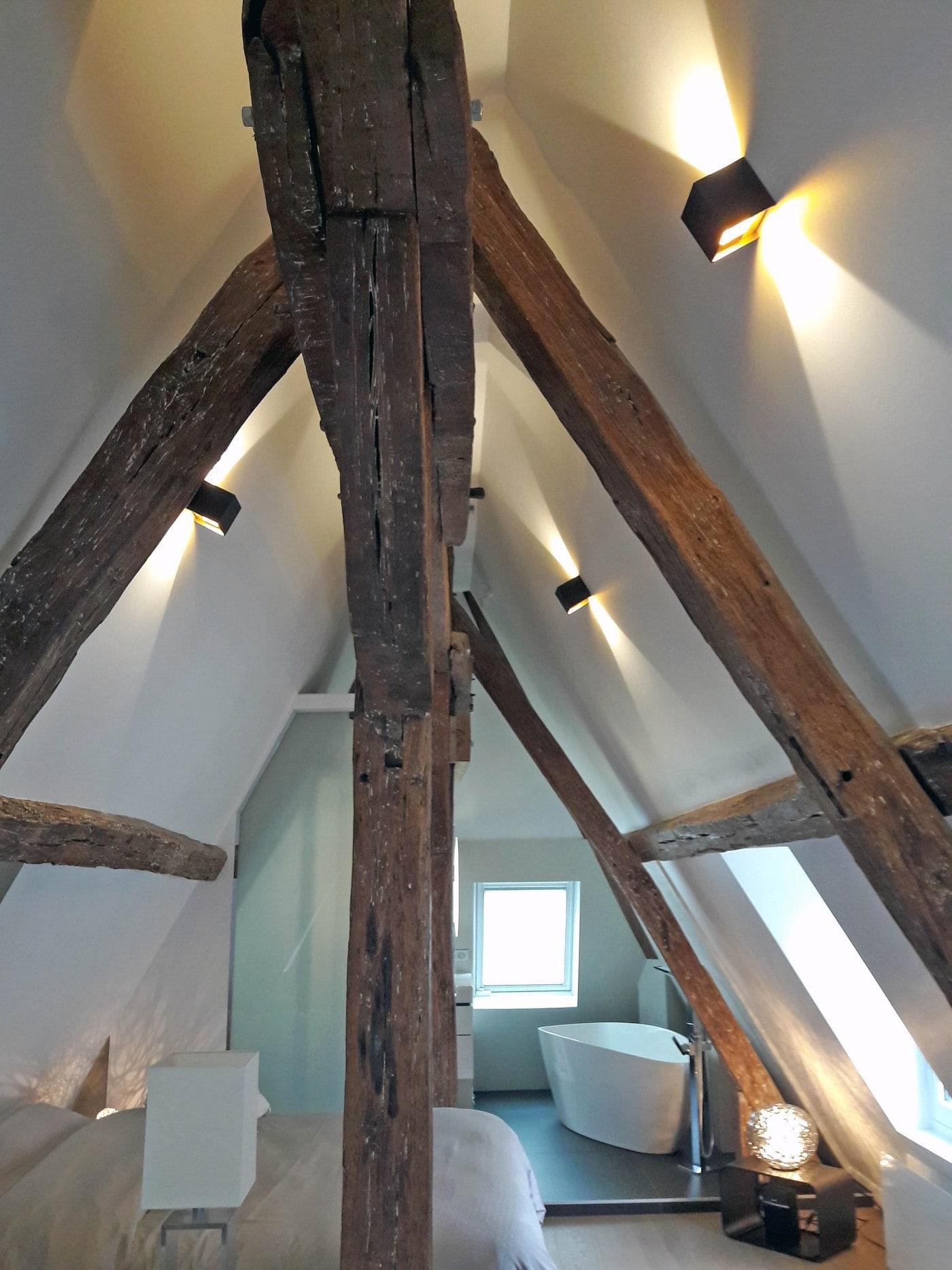 Travaux de rénovation et maitrise d'œuvre d'un appartement parisien sous les toits 11