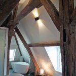 Travaux de rénovation et maitrise d'œuvre d'un appartement parisien sous les toits 12