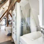 Travaux de rénovation et maitrise d'œuvre d'un appartement parisien sous les toits 28