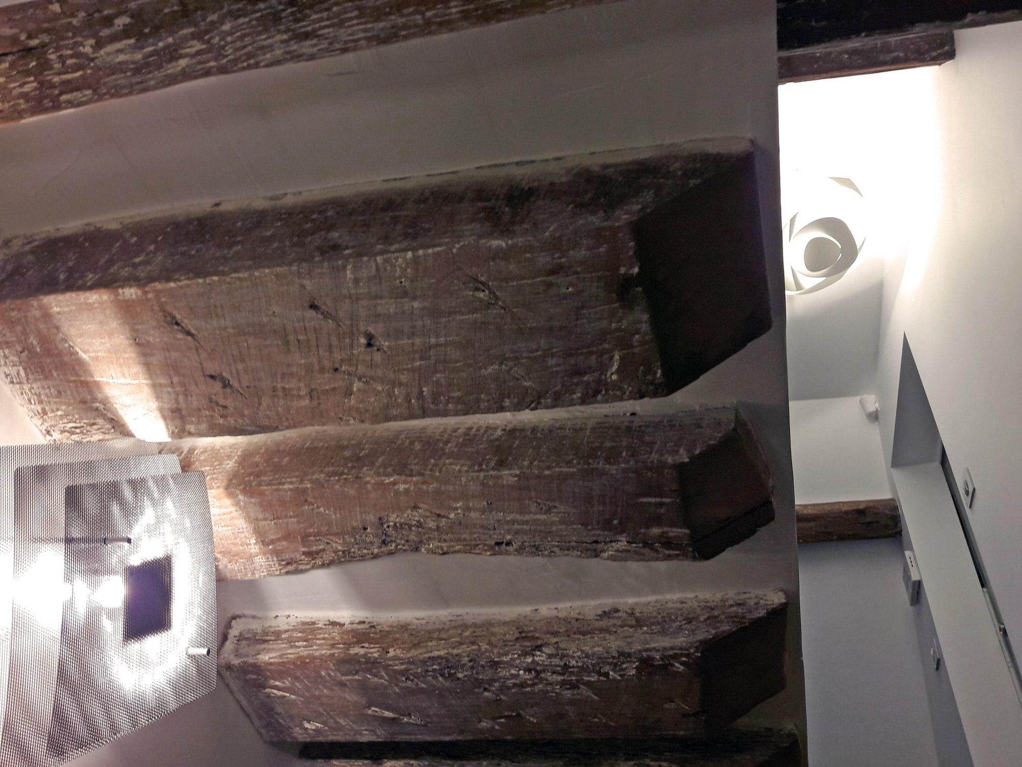 Travaux de rénovation et maitrise d'œuvre d'un appartement parisien sous les toits 3